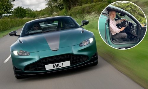 Does Aston Martin F1 Vantage lead the pack? We try its latest model