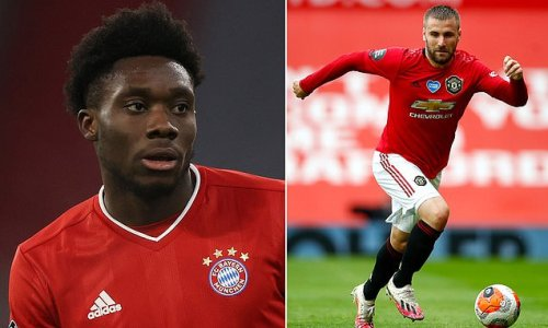 Alphonso Davies accepts Man United ace Shaw is 'clear' of him now