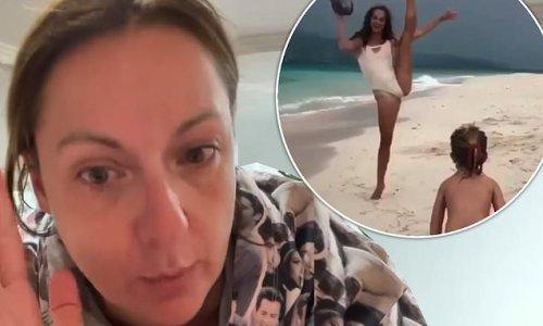 Celeste Barber hits back at a model who demanded 'credit' for parody