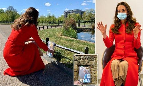 Kate Middleton's Hold Still photobook is a bestseller