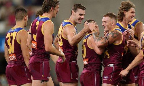 Brisbane Lions brace for big AFL road trip