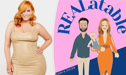 Married At First Sight's Jules Robinson unveils animated podcast cover