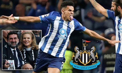 Newcastle 'to meet Porto star Diaz's £67.5m exit clause in January'