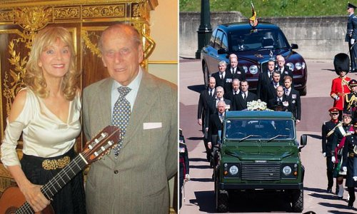 Prince Philip's pen pal of 40 years pays tribute to the Duke