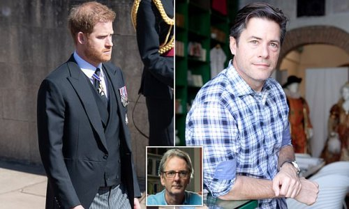 Prince Harry 'ghostwriter's dream' because he 'talks about feelings'