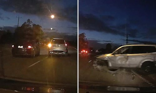 The serious accident caused by a driver forgetting to check blindspot