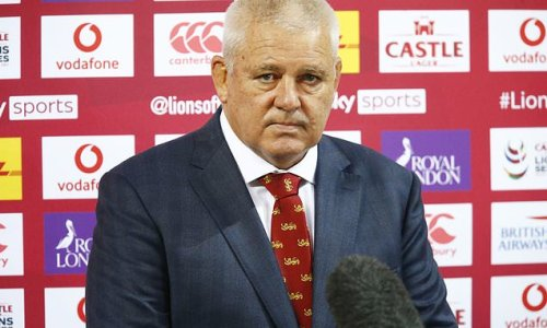 Warren Gatland urges officials to watch out for Springbok time-wasting