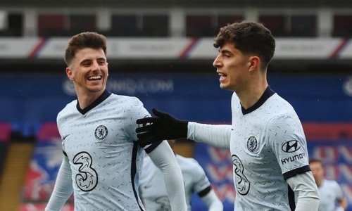 Mason Mount excited by Chelsea front three with Havertz and Pulisic