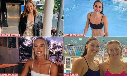 Meet Australia's golden girls setting the Tokyo Olympics alight