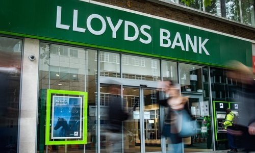 48 more Lloyds and Halifax branches being closed