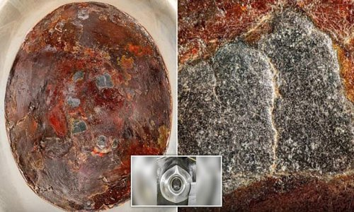 High resolution photos of the ancient Black Stone