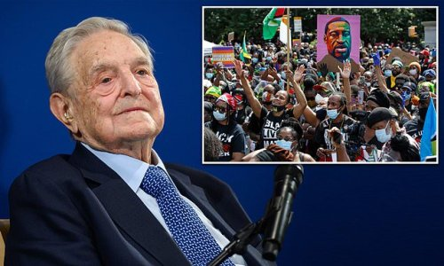 Soros funnels $1million to organization attempting to defund police