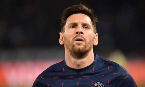 Messi is OUT of Montpellier game and remains doubt for Manchester City