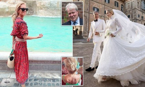 Lady Kitty Spencer confirms mother Victoria Aitken was at the wedding