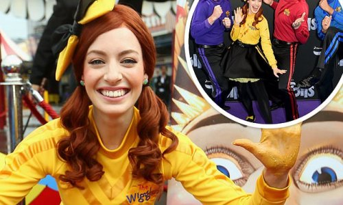 Emma Watkins struggled with The Wiggles while suffering from endo