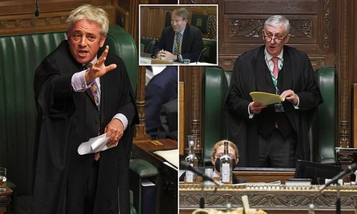 Commons hands out bumper 'golden goodbyes' to Bercow-era staff