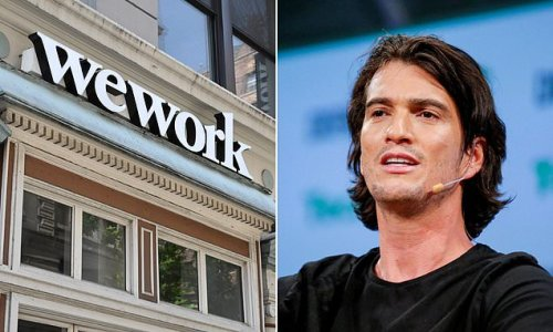 WeWork valued at $9 billion after it imploded two years ago