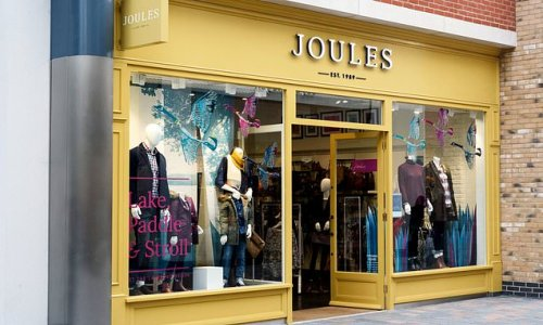 Joules laps up Britons' desire to get back to nature