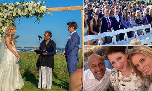 RFK's grandson Chris Kennedy hosts his second wedding in Hyannis Port