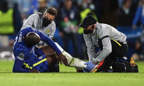 Lukaku and Werner will miss Chelsea's next two games AT LEAST