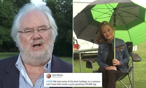 'Snobby' journalist calls for caravans to have a curfew