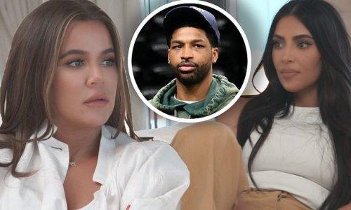 Khloe Kardashian asks Kim for surrogacy advice before Tristan split