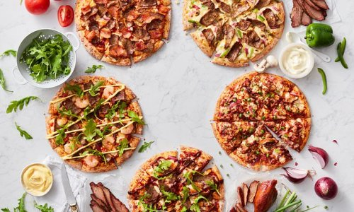 Domino's unveils new pizzas topped with Australia's finest ingredients