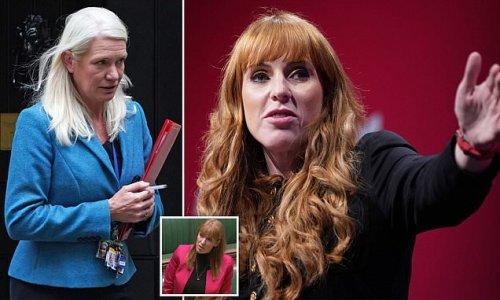 Fury as Deputy Labour leader Angela Rayner brands them 'scum'