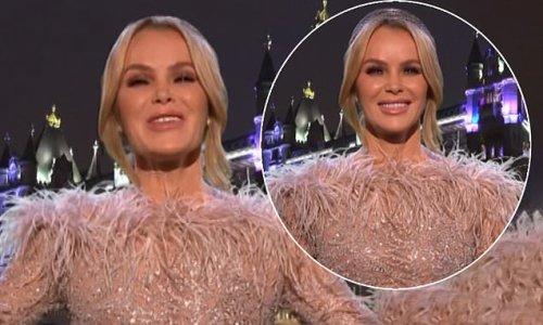 Amanda Holden's language joke slammed by Eurovision viewers