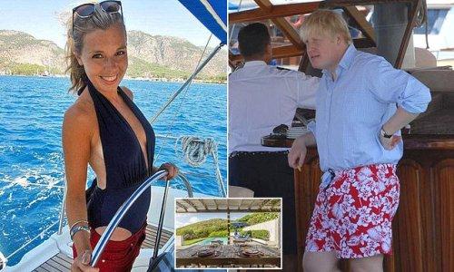 Inquiry says Boris Johnson failed to say how holiday was financed