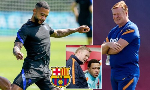 Memphis Depay CONFIRMS he is close to joining Barcelona on a free