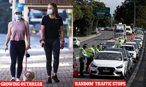 How RBT-style checkpoints will monitor Brisbane lockdown rule-breakers