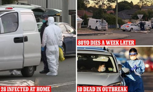Illegal gathering in Sydney leads to latest Covid death