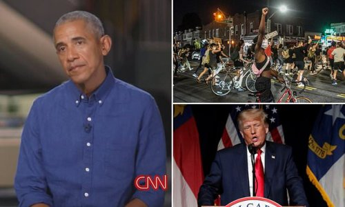 Obama ADMITS cancel culture 'can go overboard'