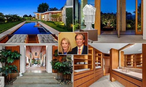 Ex-wife of billionaire Bill Gross lists 'resort-like' estate for $38M