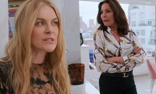 RHONY: Leah McSweeney lawyers up for charity song by Luann de Lesseps