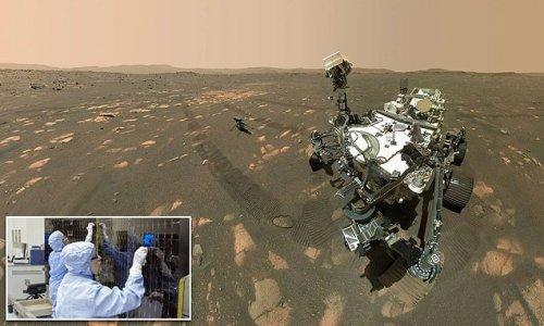 Organisms in NASA's clean rooms may have already contaminated Mars