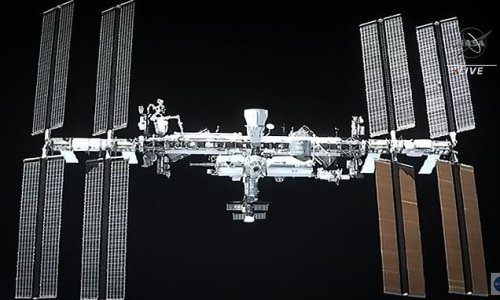NASA project learns how microgravity impacts astronauts' spines