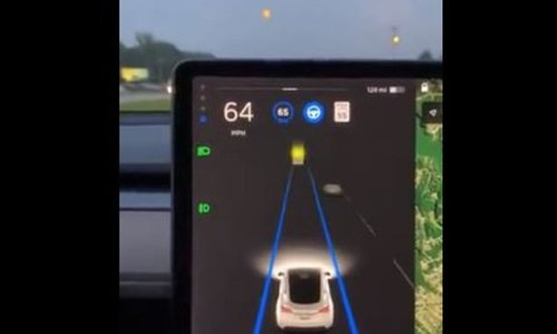 Tesla Autopilot is mistaking the MOON for amber traffic lights