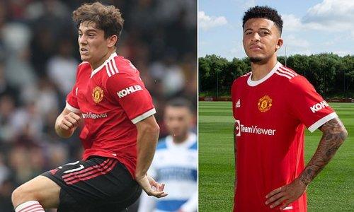 Man United 'plan to KEEP Daniel James' despite signing Jadon Sancho
