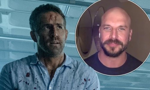 Patrick Hughes reveals what Ryan Reynolds is REALLY like
