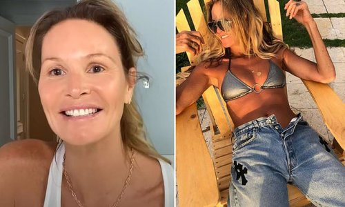 Elle Macpherson says she didn't have a skincare routine until 50