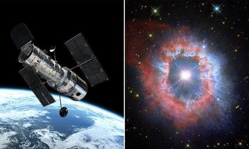 Hubble celebrates 31st birthday sharing photo of AG Carinae