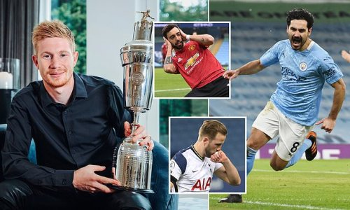 Who are the PFA Player of the Year shortlist contenders this season?