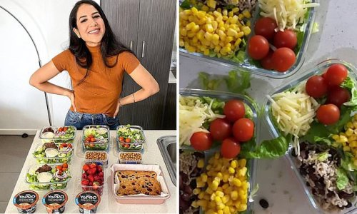 Nutritionist shares her recipe for 'five-minute burrito bowls'