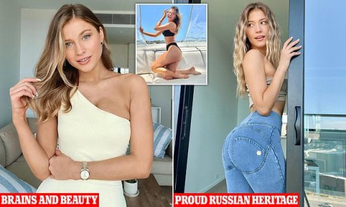 Meet the proud Russian immigrant crowned Miss Universe Australia 2021