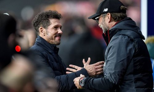 Diego Simone refuses to get into a war of words with Jurgen Klopp