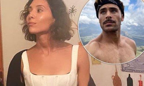 Zac Efron's ex Vanessa Valladares turns heads in Byron Bay