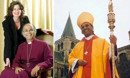 Bishop of Rochester explains defection from CofE to Catholic church