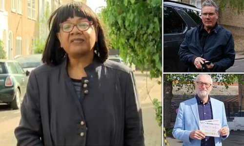 Diane Abbott demands Keir Starmer returns to 'popular' Corbyn policies